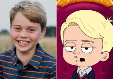 Spoiled, sneering and sharp-tongued: the American TV portrayal of Prince George