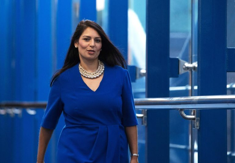 Priti Patel 'misled' MPs over plans for protest crackdown