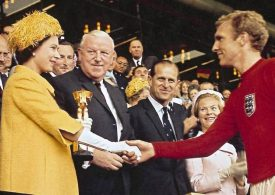 Euro 2020: The Queen, PM and celebrities lead England well wishes