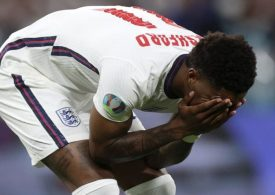 Euro 2020: England team 'disgusted' by racist abuse sent to players after final loss as police investigate