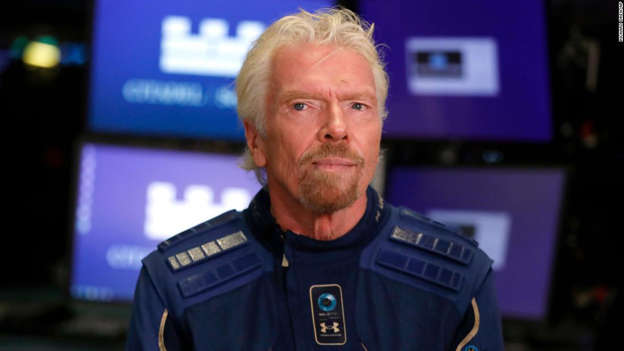 Richard Branson is taking a big risk going to space