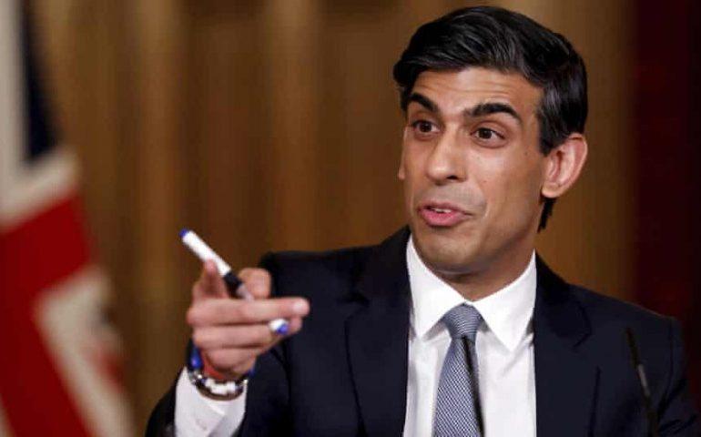 Rishi Sunak says UK is bouncing back as payrolls soar in June