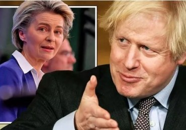 Britons set to save eye-watering £130m-a-year as Boris slashes EU red tape