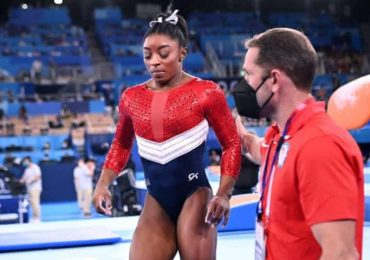 Simone Biles to take 'a day at a time' before further Tokyo participation