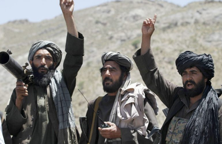 Taliban storm Afghan provincial Capital, enable hundreds of prisoners to escape