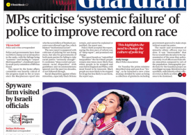 The Guardian - 'MPs criticise 'systemic failures'