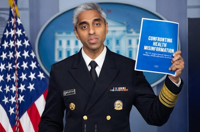 With COVID on Rise Again, US Surgeon General Warns 'Pandemic Isn't Over'