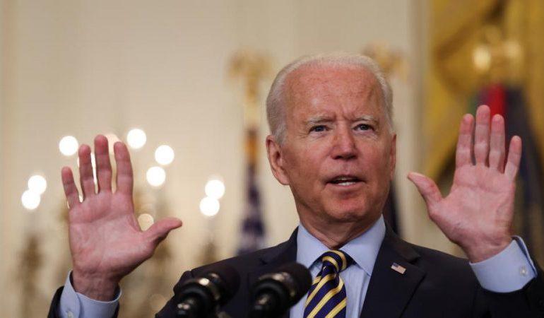 Biden declares end to 'unwinnable' US war in Afghanistan