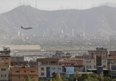 Several rockets fired at Kabul airport as evacuation winds down