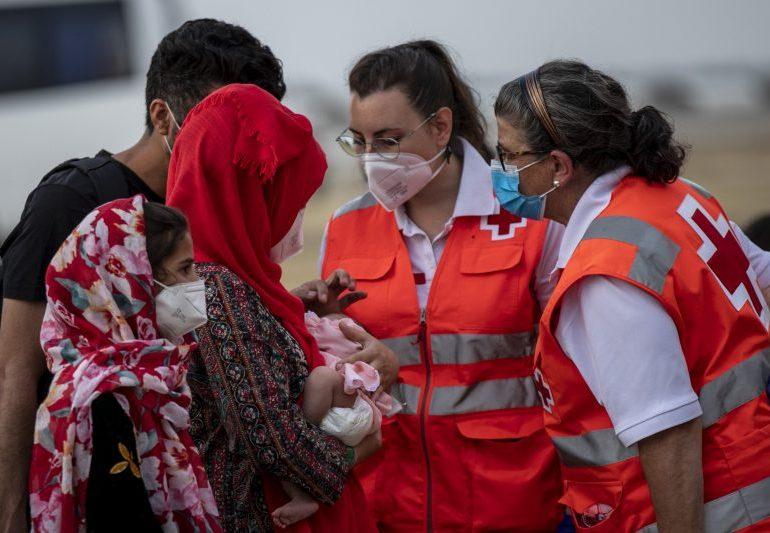 Boris Johnson says the Taliban must guarantee safe passage for evacuees