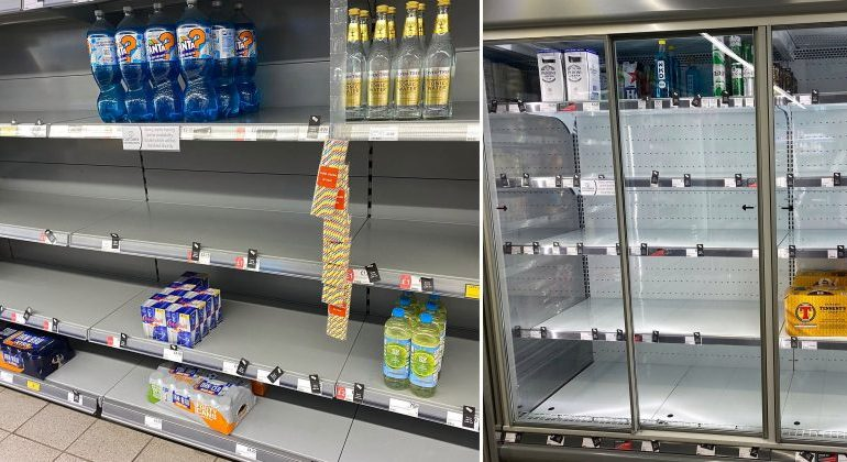 Co-op boss says current food shortages are worst he's ever seen due to Covid and Brexit