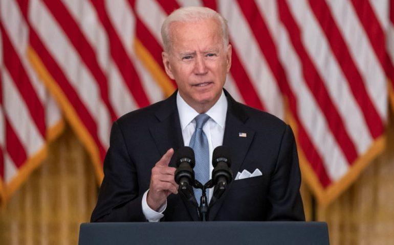 'America first' again? Is Biden echoing Trump on Afghanistan?