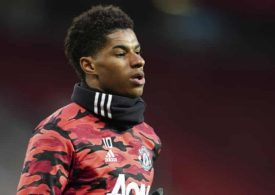 Marcus Rashford urges health staff to spread word about food vouchers
