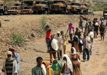 US, EU warn of influx of Eritrean troops in Ethiopia's Tigray