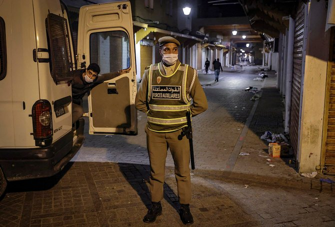 Morocco to extend night curfew to limit COVID-19 surge