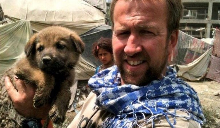 Pen Farthing: What a story to tell the world: Britain values dogs more than Afghan people