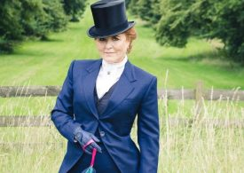 Her Heart for a Compass by Sarah Ferguson review — a rather sexless affair