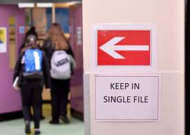 Unions criticise English schools 'more normal year' campaign as naive