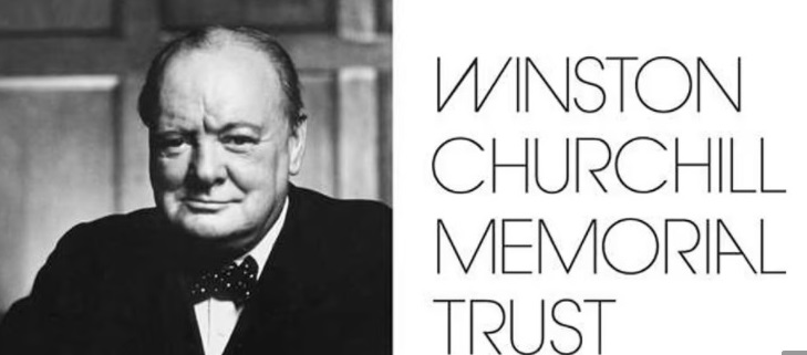 The Winston Churchill Memorial Trust removed images of him and changed name to the Churchill Fellowship