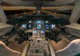 The luxury, limited edition, £20m private jet