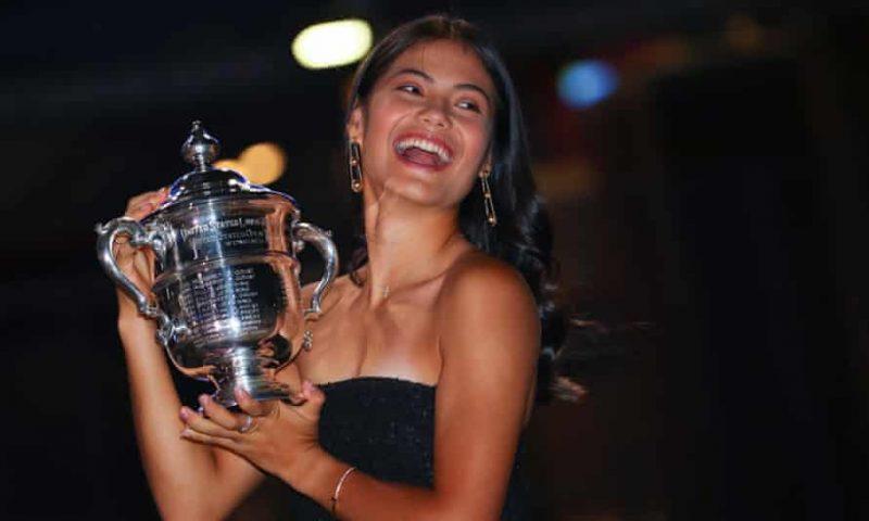 Emma Raducanu's US Open win raises multiculturalism debate in Britain