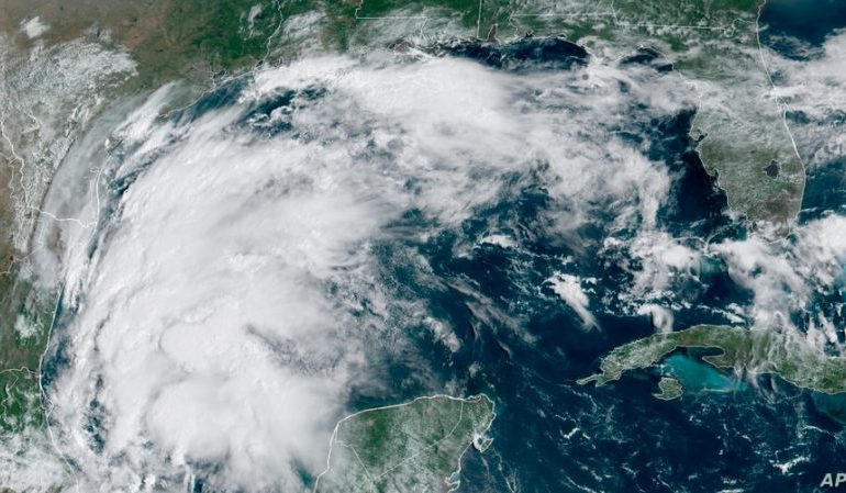 Tropical Storm Nicholas could bring flooding to Louisiana
