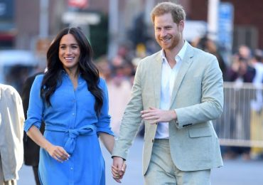 Prince Harry and Meghan 'plan trip back to the UK'