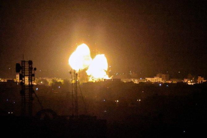 Israeli defenses intercept rocket launched from Gaza