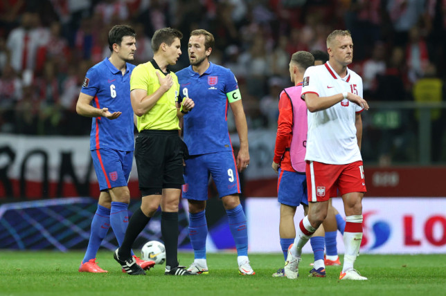 Harry Kane reveals FA investigating incident that occurred during England draw in Poland