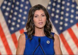 Gov. Kristi Noem: If President Biden mandates vaccines, South Dakota will see him in court