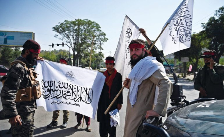 Taliban government makes protests illegal over 'security' concerns