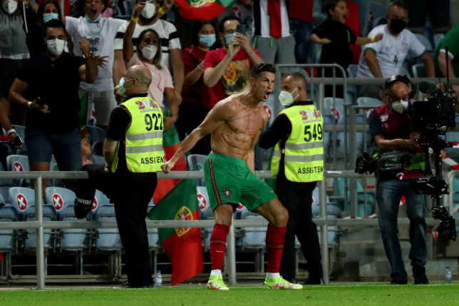 Cristiano Ronaldo speaks out after breaking all-time international scoring record in thrilling Portugal win over Republic of Ireland