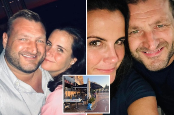 British tourist in hospital after being 'stabbed by waiter in row over steak'