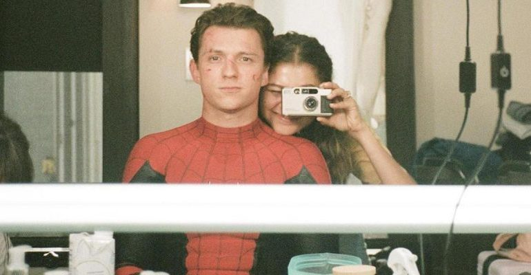 Tom Holland Posted a Sweet Birthday Tribute to Zendaya