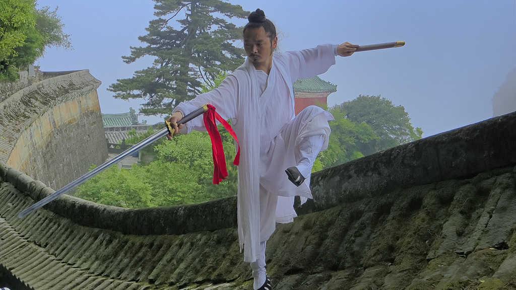 Fundamental Guide to Wudang Taiji