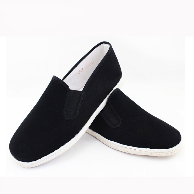 Traditional Old Beijing Kung Fu Tai Chi Cotton Shoes 2