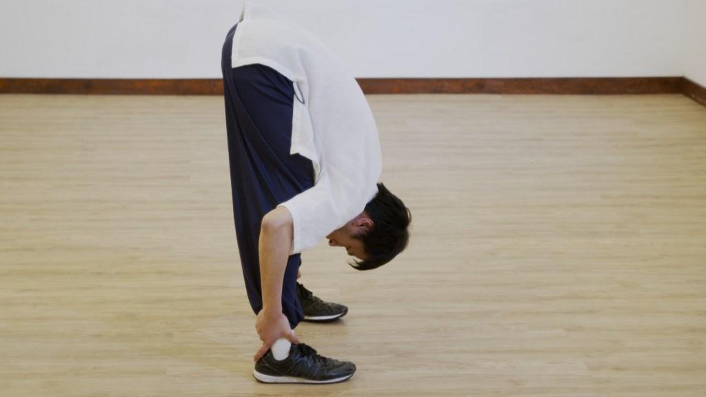 Wudang Academy Ba Duan Jin