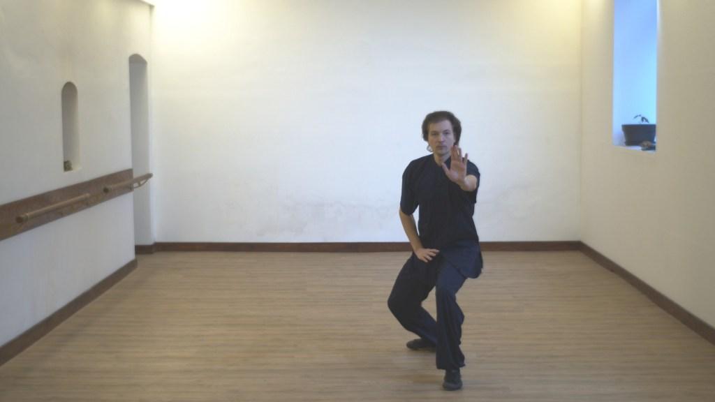 Master Ziji Xing Yi Quan