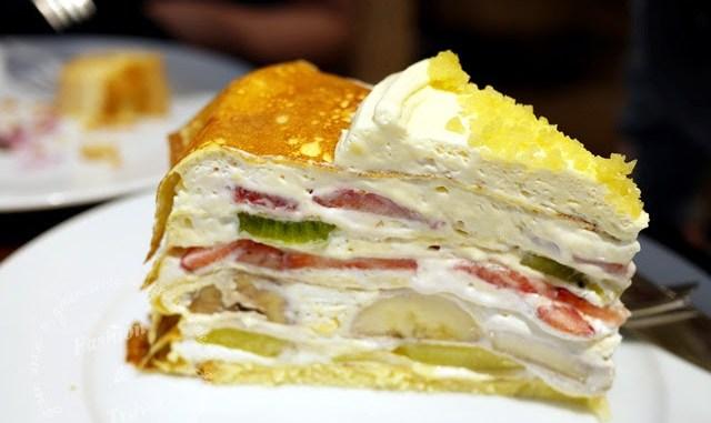HARBS,水果千層蛋糕,果然名不虛傳來日本不吃會後悔【日本東京】 @吳大妮。Annie