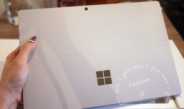 【3C開箱】熱呼呼~微軟 Microsoft SURFACE PRO 4 (SP4)實機開箱~簡單開箱無實測 @吳大妮