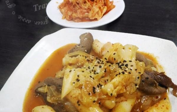 韓極,韓式料理,小小的店面,有多樣式的韓國料理@新北三重 @吳大妮。Annie