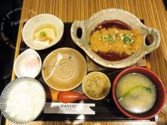 【台北美食】彌生軒 YAYOI やよい軒~來自日本定食專賣店~金芽米飯吃到飽 @吳大妮