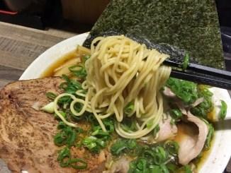 【日式拉麵】鷹流東京醤油拉麺(蘭丸) @捷運中山站 @吳大妮