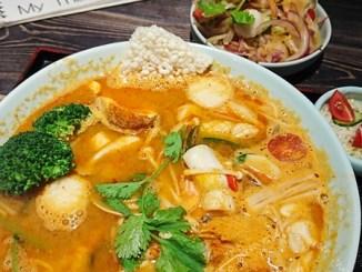 【台北美食】湄泰廚房My Thai Kitchen讓人胃口大開的泰式餐點@捷運中山站 @吳大妮。Annie