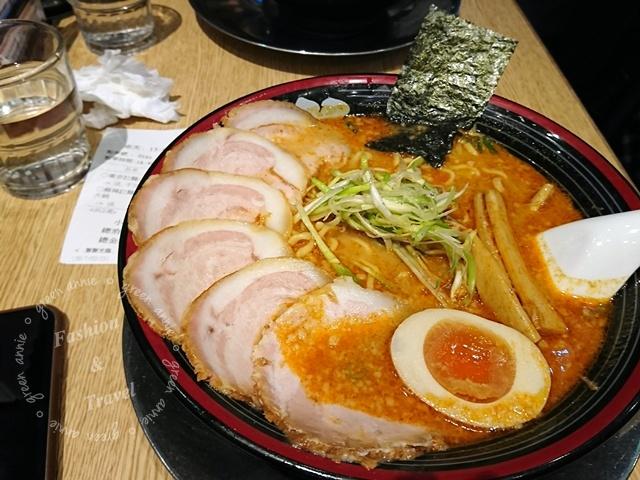 【台北美食】屯京拉麵,三訪一樣覺得很美味屯京拉麵