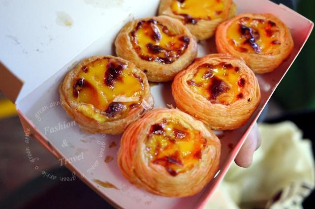 瑪嘉烈蛋塔,來澳門必吃的排隊葡式蛋塔名店