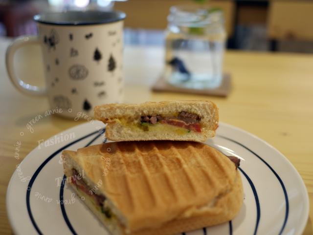 312Cafe',有質感的可愛小店~賣著三重地區少見的古巴三明治(已歇業,換新店家)