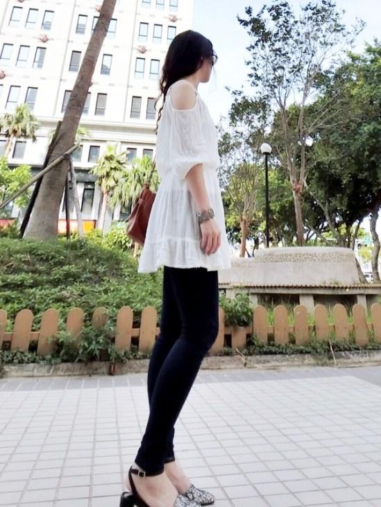 LIME,第二代會呼吸的-5KG丹寧纖腿褲~除了纖腿外在夏天穿也不悶熱~大推!