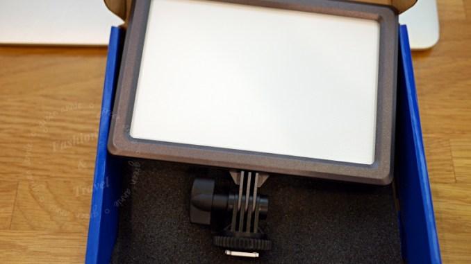 南冠Luxpad23 LED超輕薄LED燈~可調色溫又輕薄易攜帶 @吳大妮。Annie