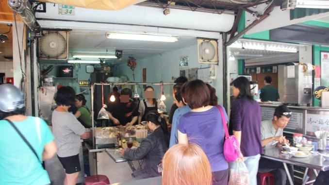 台南美食~阿龍香腸熟肉,保安路八十 年老店~黑白切想吃什麼就切什麼 @吳大妮